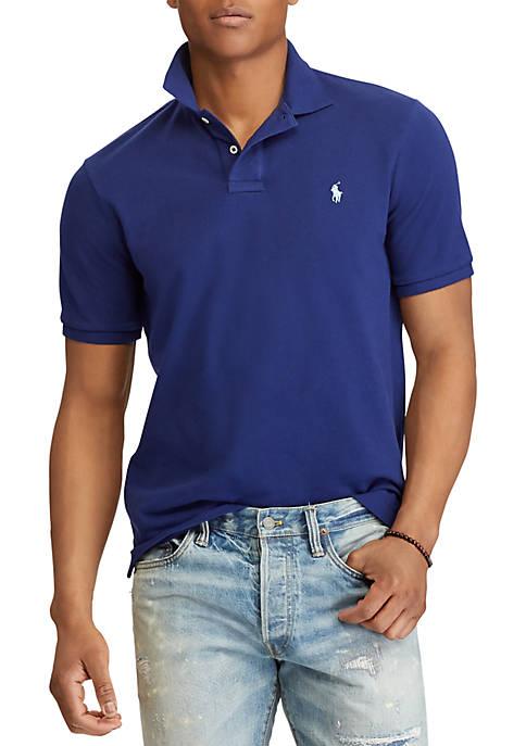 Wholesale Polo Ralph Lauren Custom Slim Fit Mesh Polo supplier