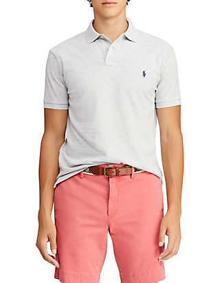 a15b99a2 Polo Ralph Lauren Custom Slim Fit Mesh Polo | belk