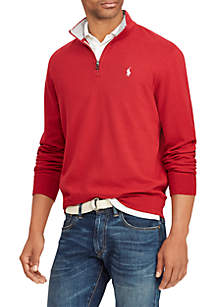 Long Sleeve Luxury Jersey Pullover