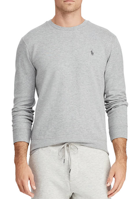 Polo Ralph Lauren Luxury Jersey Crew Neck Pullover