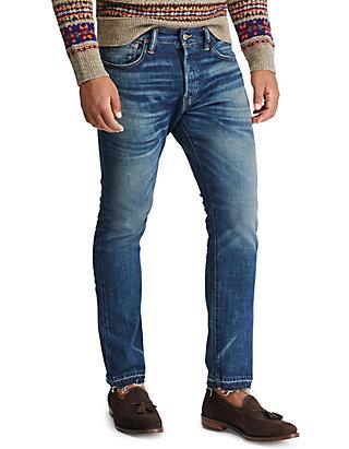 10e8f579b Polo Ralph Lauren. Polo Ralph Lauren Sullivan Slim Cropped Jeans