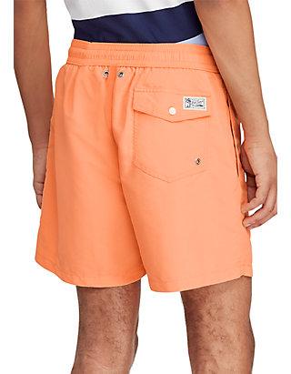 4a8e392b89 Polo Ralph Lauren. Polo Ralph Lauren 5.5 in Traveler Swim Trunks