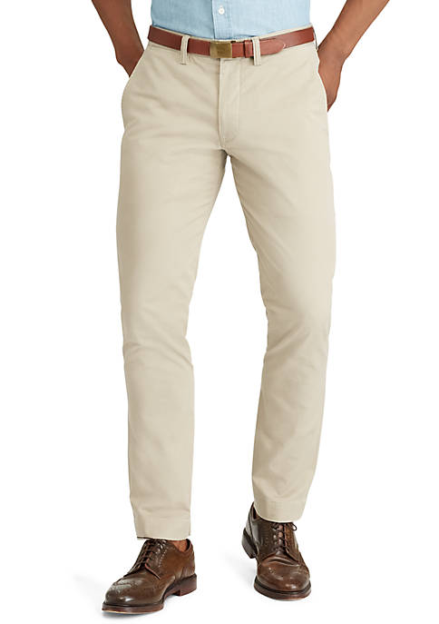 6fe6613f3561 Polo Ralph Lauren. Polo Ralph Lauren Stretch Straight Fit Chino Pants