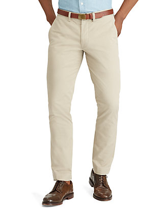 5d7b760a41 Stretch Straight Fit Chino Pants