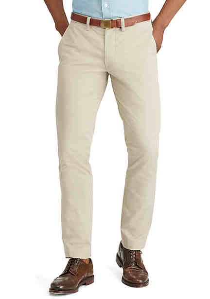 Mens Cotton Denim Drawstring Pants Ralph Lauren cgsg0S5wE