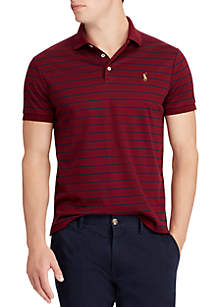 Classic Fit Soft-Touch Polo Shirt
