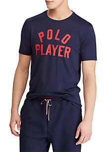 Short Sleeve Performance Graphic Tee Shirt