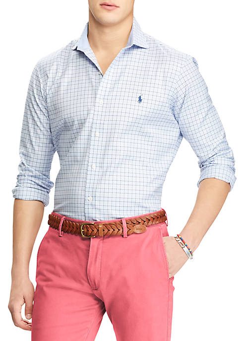 Polo Ralph Lauren Classic Fit Easy Care Shirt