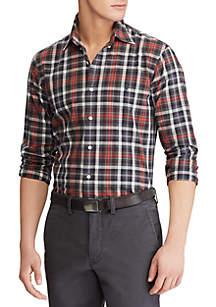 Classic Fit Cotton Sport Shirt