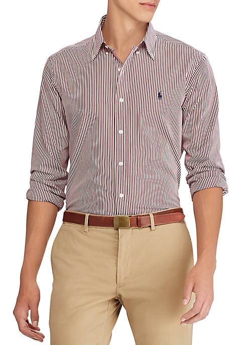 Polo Ralph Lauren Classic Fit Cotton Sport Shirt