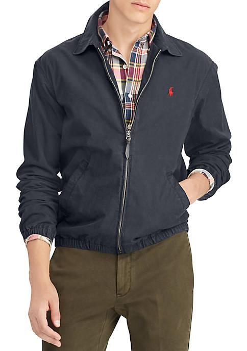 Polo Ralph Lauren Bayport Cotton Windbreaker