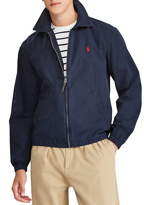 Polo Ralph Lauren Bayport Cotton Windbreaker