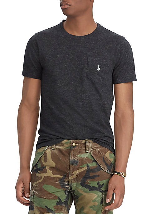 Polo Ralph Lauren Classic Fit Crewneck T-Shirt