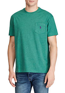 Polo Ralph Lauren Classic Fit Cotton Jersey Tee