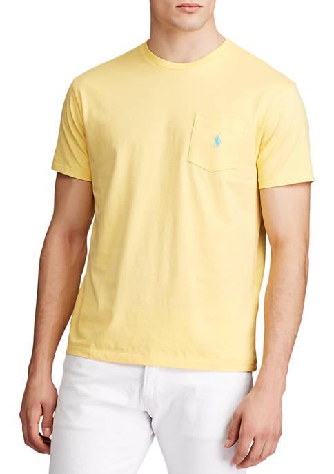 Polo Ralph Lauren Classic Fit Pocket T-Shirt