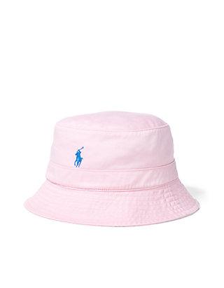 50d4cd5fe2f Polo Ralph Lauren. Polo Ralph Lauren Reversible Twill Bucket Hat