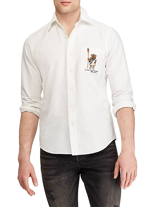 Polo Ralph Lauren Classic Fit Cotton Shirt