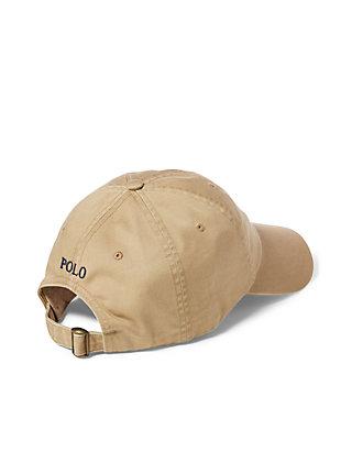 4184df6753999 ... Polo Ralph Lauren Skull And Crossbones Chino Baseball Cap