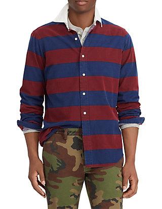 d4c9ab951 Polo Ralph Lauren. Polo Ralph Lauren Classic Fit Striped Oxford Shirt