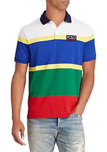 Hi Tech Classic Fit Soft-Touch Polo Shirt