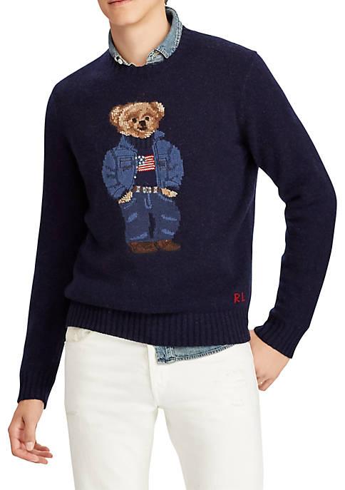 aaa4fb13bf2d Polo Ralph Lauren Polo Bear Sweater
