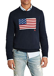 The Iconic Flag Sweater