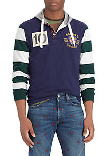 Polo Ralph Lauren. Polo Ralph Lauren Classic Fit Rugby Hoodie b66f7ad8d