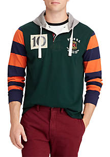 Ralph Classic Hoodie Fit Polo Rugby Lauren 1SwdqdFgz