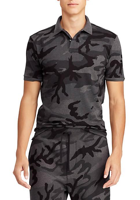 Polo Ralph Lauren Classic Fit Camo Jersey T-Shirt