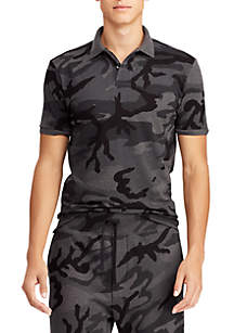 Classic Fit Camo Jersey T-Shirt
