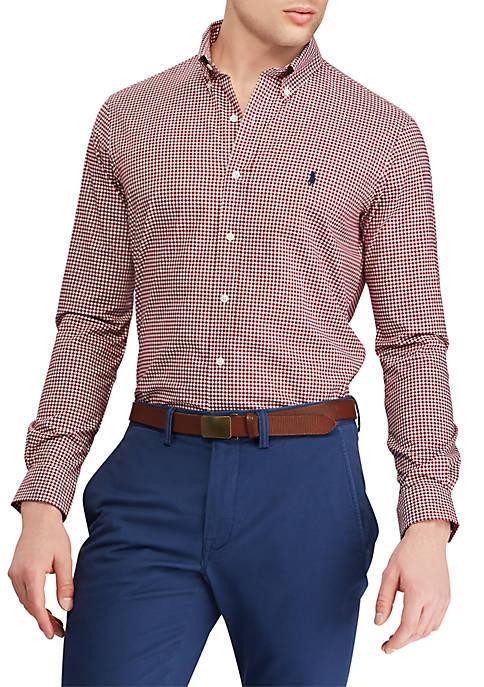 Polo Ralph Lauren Classic Fit Stretch Poplin Shirt