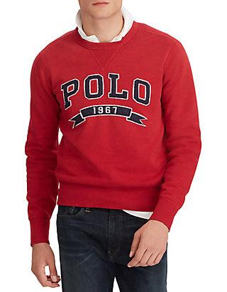 08cb83c59 Polo Ralph Lauren. Polo Ralph Lauren Cotton-Blend-Fleece Sweatshirt