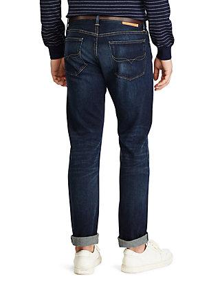 Mens Varick Slim-Straight Jeans 42X30