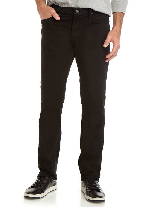 Mens Varick Slim Straight Jeans
