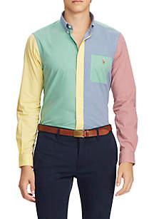 Polo Ralph Lauren Classic Fit Cotton Fun Shirt