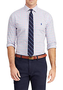 Polo Ralph Lauren Classic Fit Windowpane Shirt