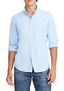 Polo Ralph Lauren GD Oxford Long Sleeve Weekend Casual Woven Shirt