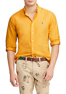 793cbac9 ... Polo Ralph Lauren Classic Fit Oxford Shirt