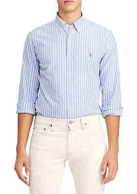 4358d8cb Polo Ralph Lauren Classic Fit Striped Shirt ...