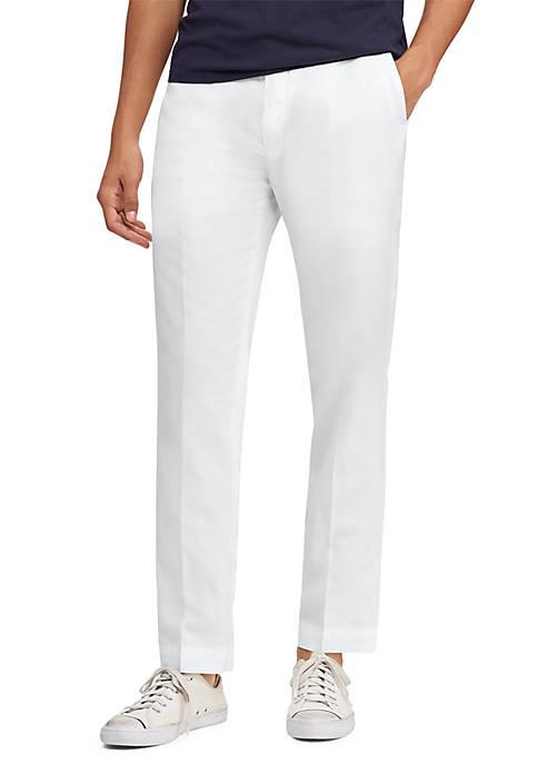 Polo Ralph Lauren Classic Fit Linen Pant