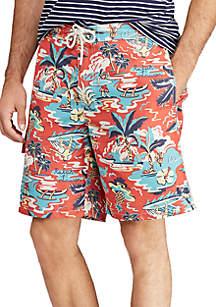 Polo Ralph Lauren Kailua Tropical Swim Trunks