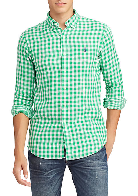 Polo Ralph Lauren Classic Fit Double-Faced Shirt