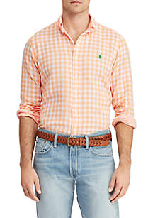 Classic Fit Double Faced Shirt