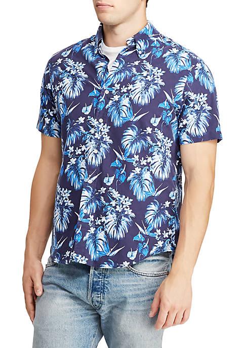 Polo Ralph Lauren Classic Fit Hawaiian Shirt