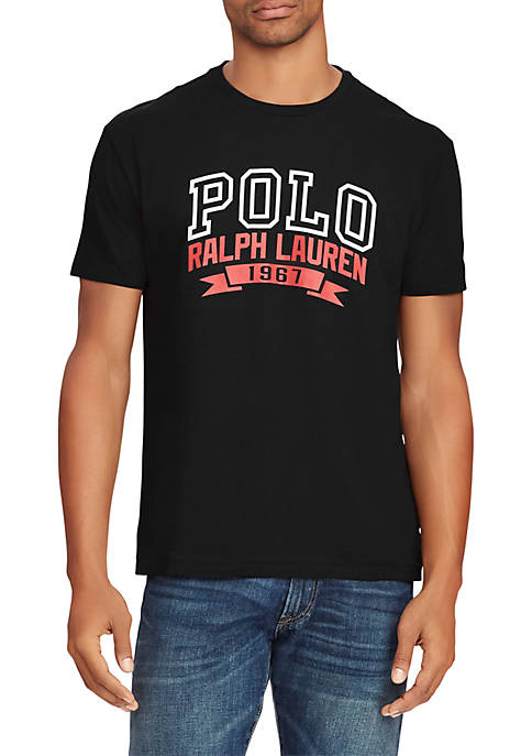 Polo Ralph Lauren Print Shop Tee Polo