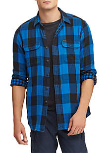 Classic Fit Check Workshirt