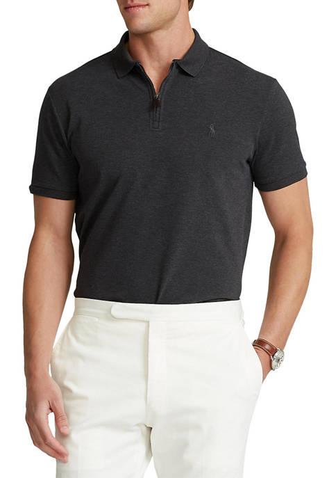 Polo Ralph Lauren Classic Fit Stretch Mesh Zip