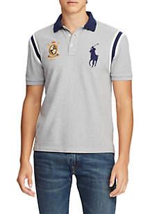 414dddbd5 ... Polo Ralph Lauren Classic Fit Mesh Polo Shirt