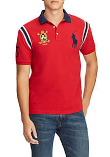 0d939ea7b ... Polo Ralph Lauren Classic Fit Mesh Polo Shirt