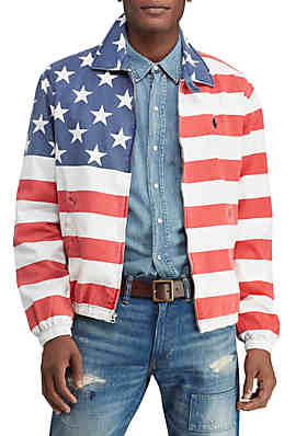 141478c3b1d5 Columbia Hyland Woods Shirt Jacket · Polo Ralph Lauren Bayport Flag  Windbreaker ...